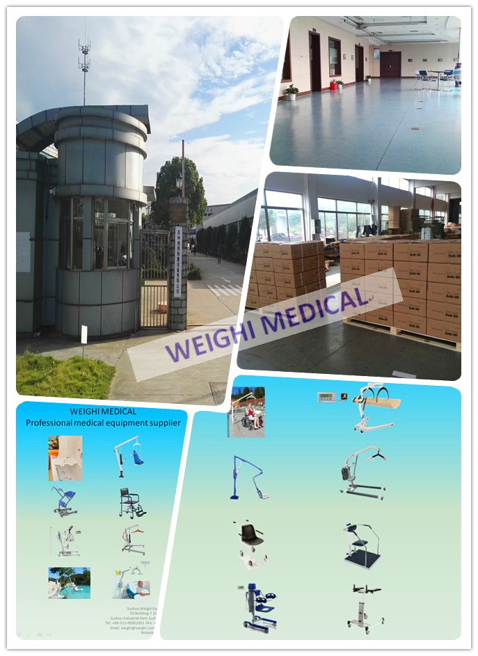 Suzhou WeighI Equipment CO., LTD. logo