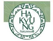 Hakyung Natru well logo