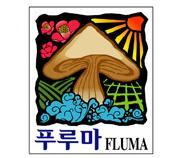 Dolsan mushroom agricultural logo