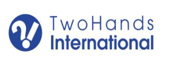Two Hands International logo