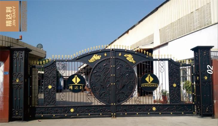 Xiamen Jin-Dary Iron Door Co.,Ltd logo