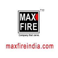 MAX FIRE logo