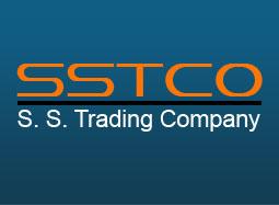S.S. TRADING COMPANY logo