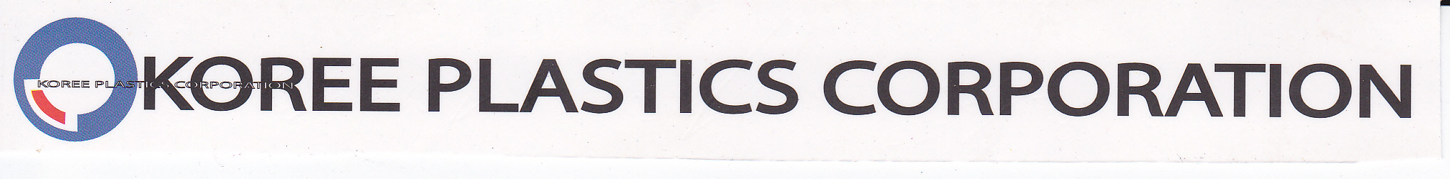 Ko Ree Plastics Corporation logo