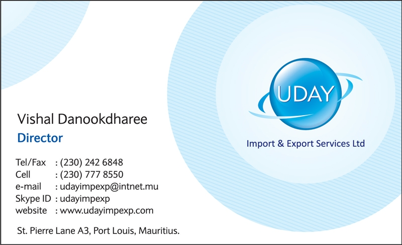 Uday Imp. & Exp. Services Ltd logo