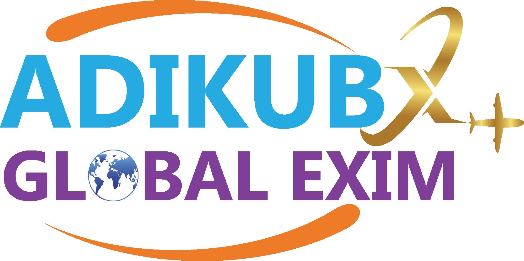 Adikubx Global Exim logo