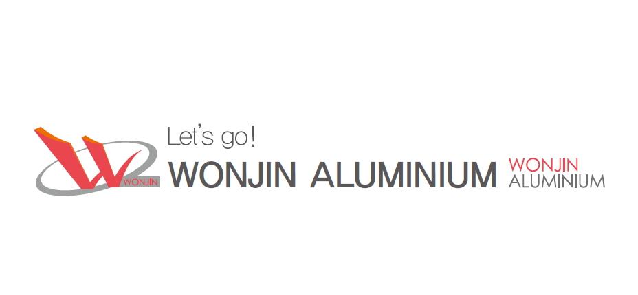 wonjin aluminium logo