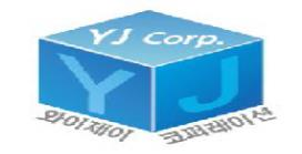 YJ Corporation logo