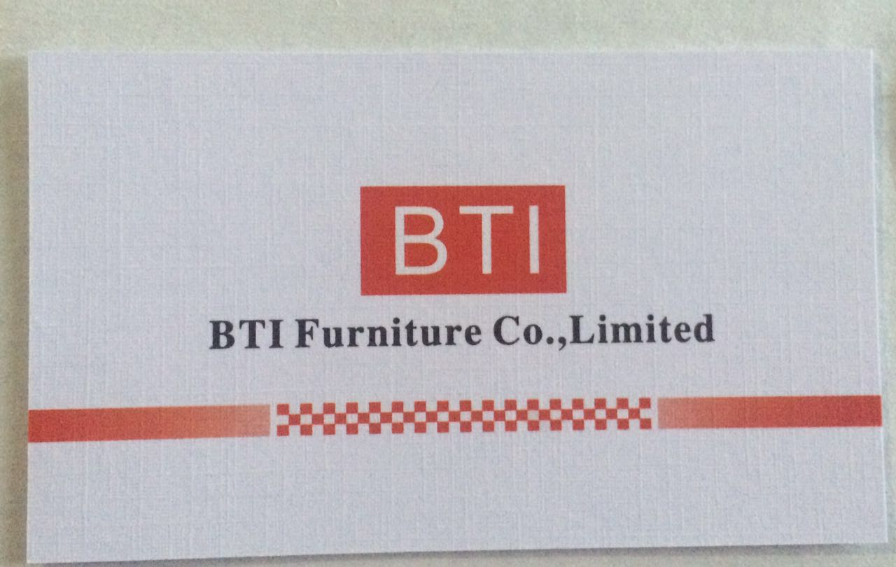 BTI FURNITURE CO.,LIMITED logo