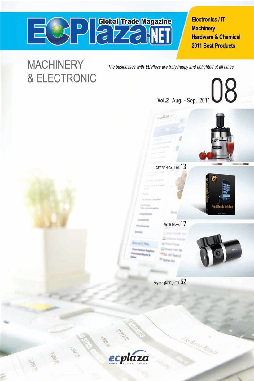 September, 2011 Magazines