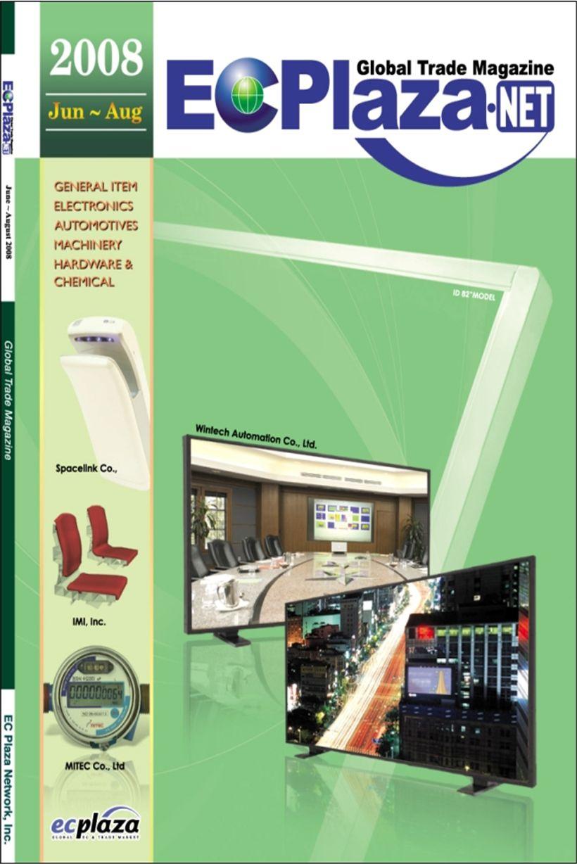 June, 2008 Magazines