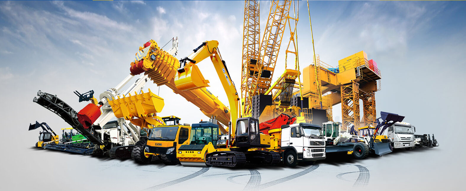 Linyi Vision Construction Machinery Co., Ltd Main Image