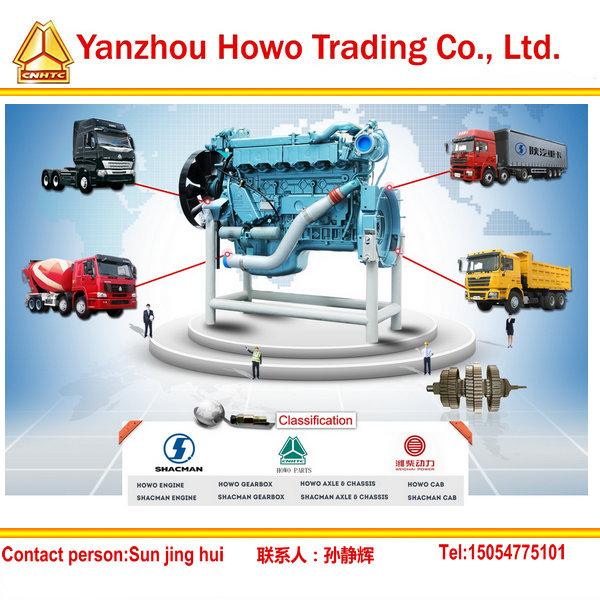 YANZHOU HOWO Trading co.,ltd Main Image