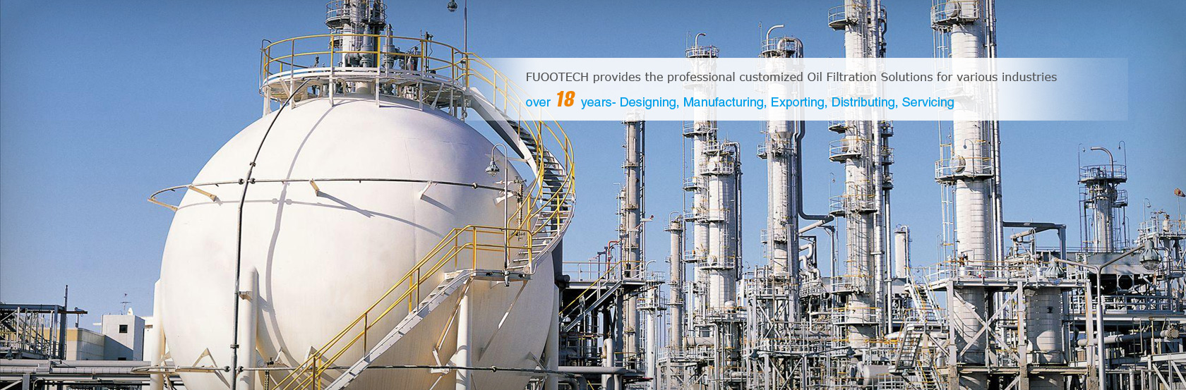 FuooTech Oil Filtration & Oil Purifier Manufacturing Group Main Image