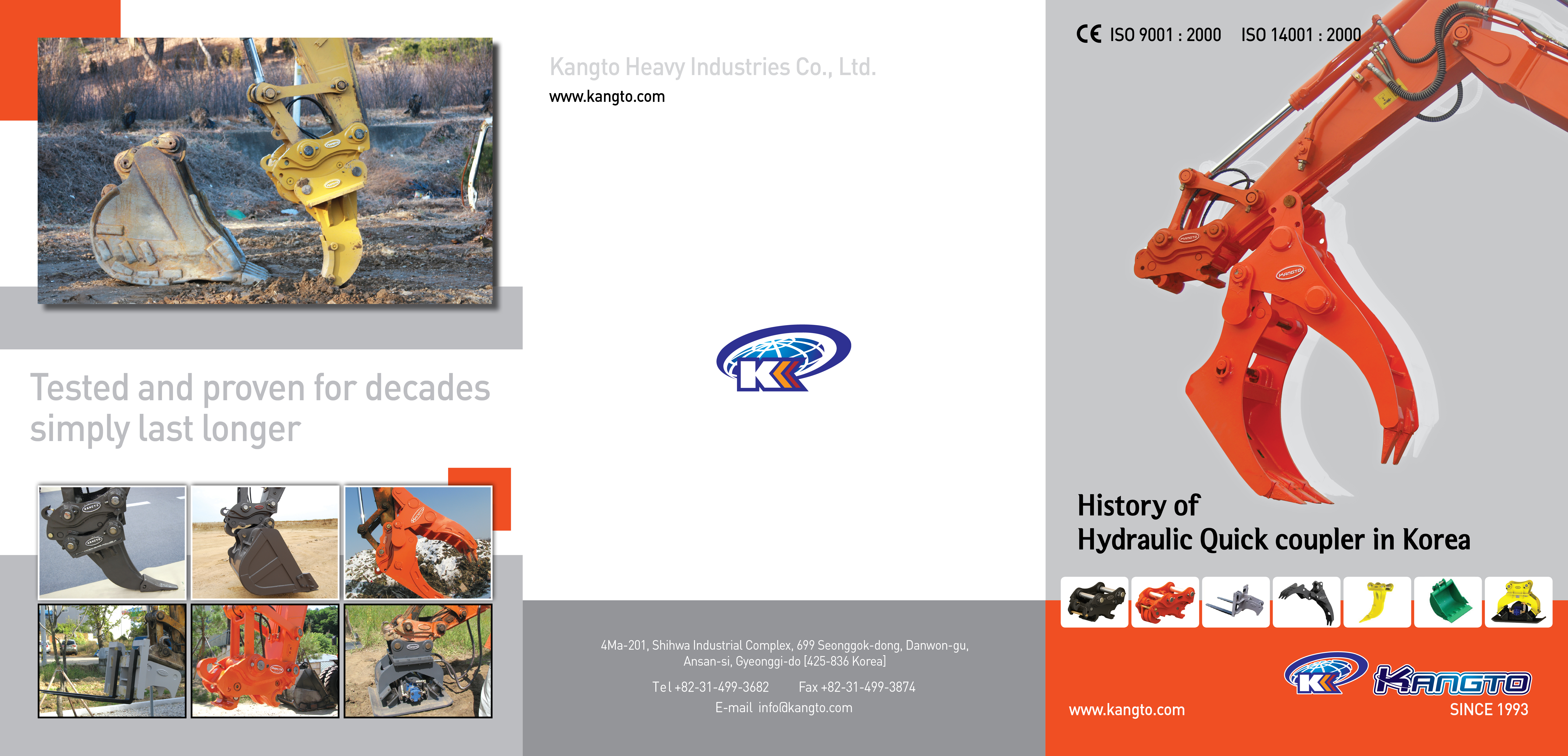 KANGTO HEAVY INDUSTRIES CO., LTD. Main Image
