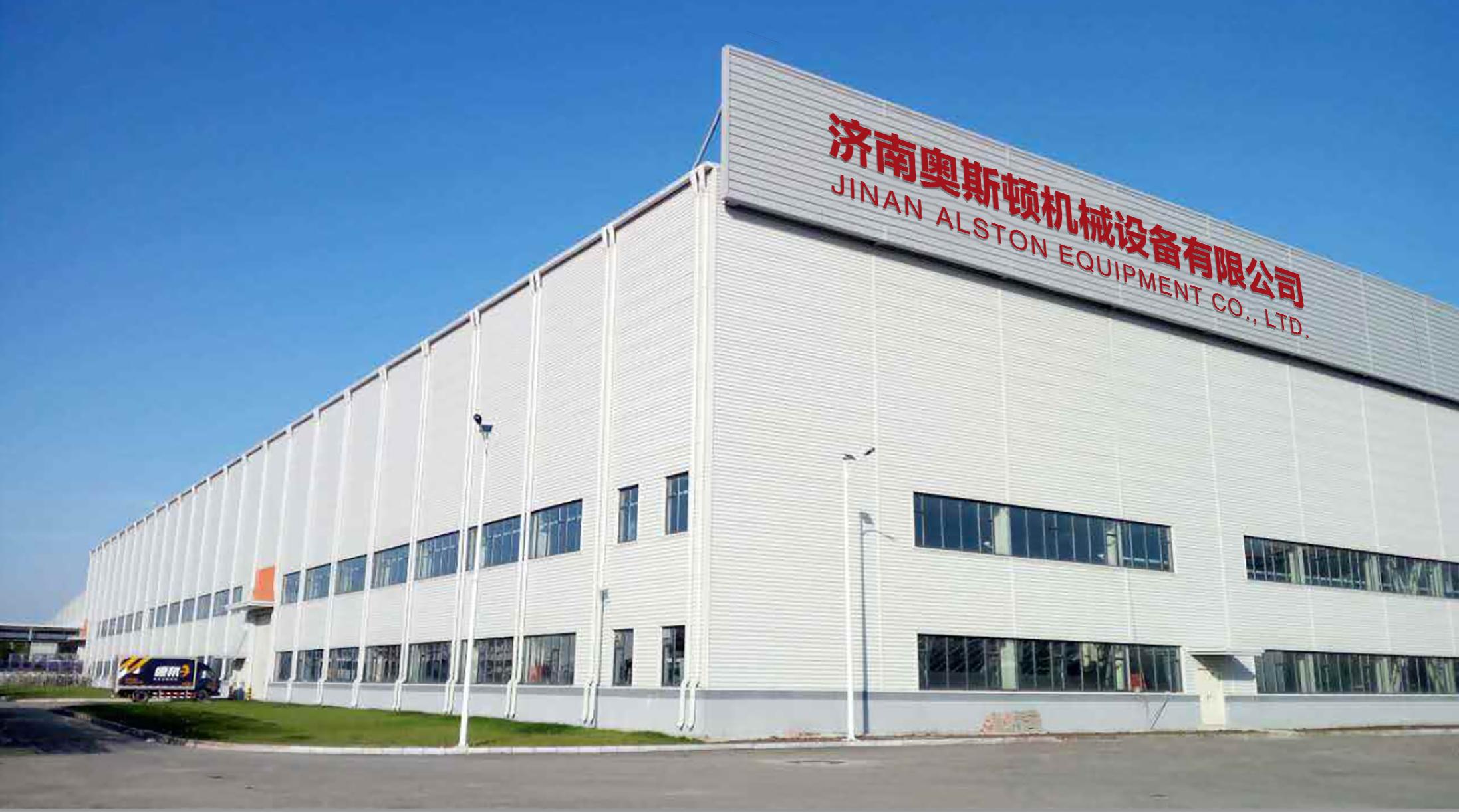 Jinan Alston Equipment Co.ltd Main Image