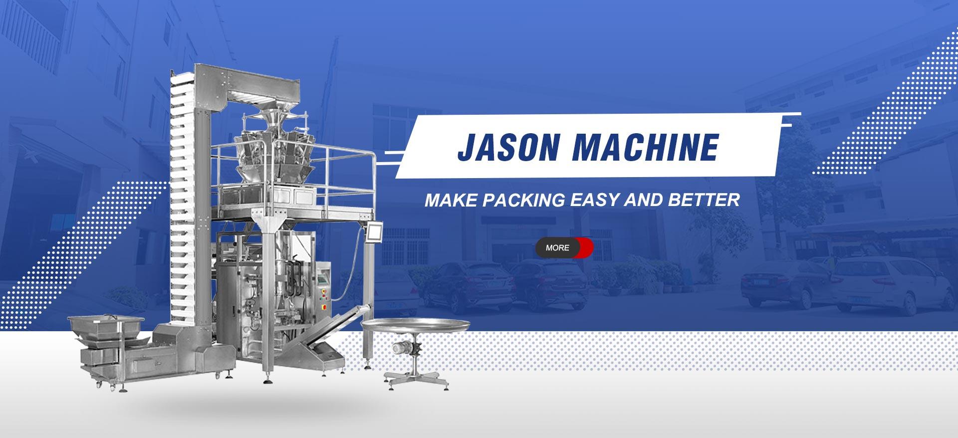 Foshan Jason Packaging Machinery Co., Ltd Main Image