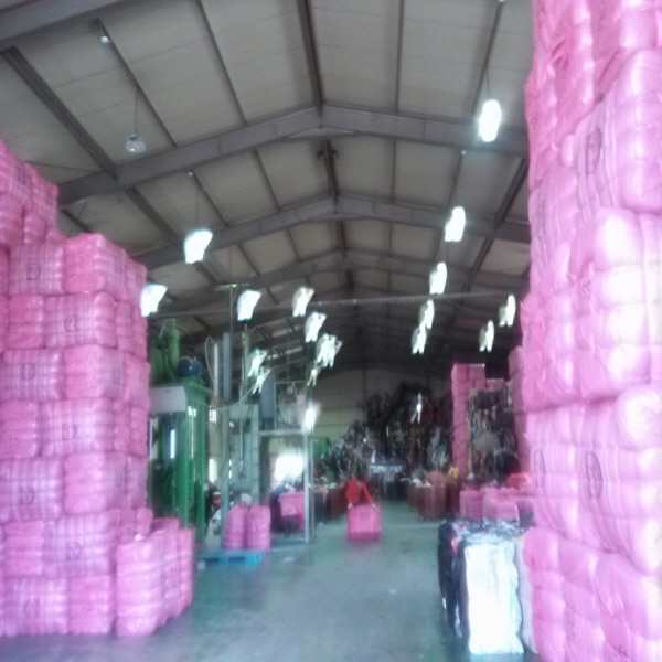 Daeyoun Trading - used clothing, used bags, used shoes