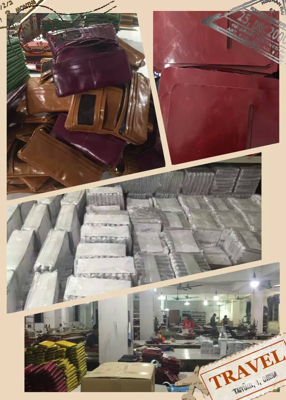 Shenzhen Leading Leather Goods Factory Main Image