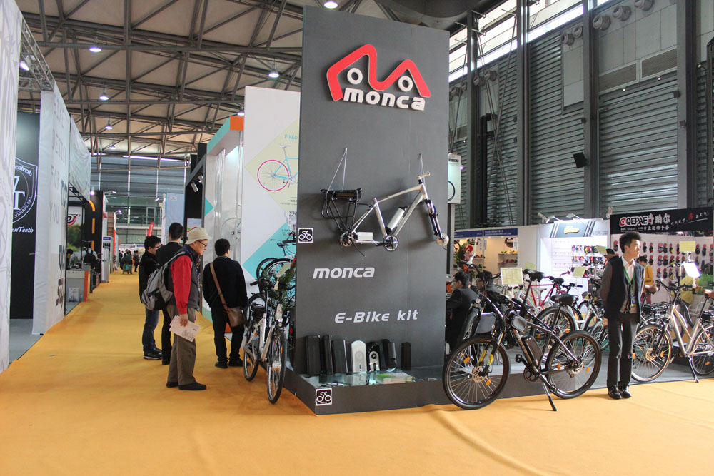 China RongKai Group- Monca Bike Main Image