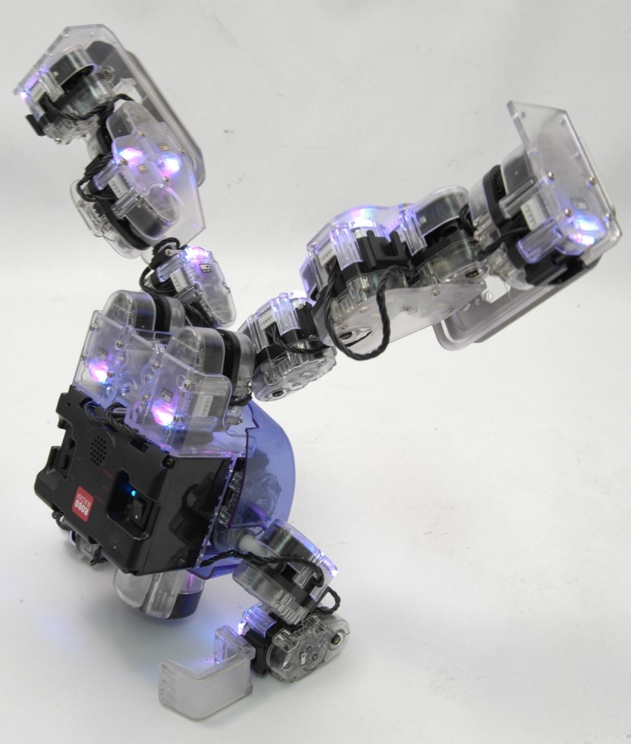ROBOBUILDER CO.,LTD. Main Image