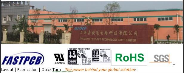 Shanghai FAST-PCB Circuit Technology Corp Limited Main Image