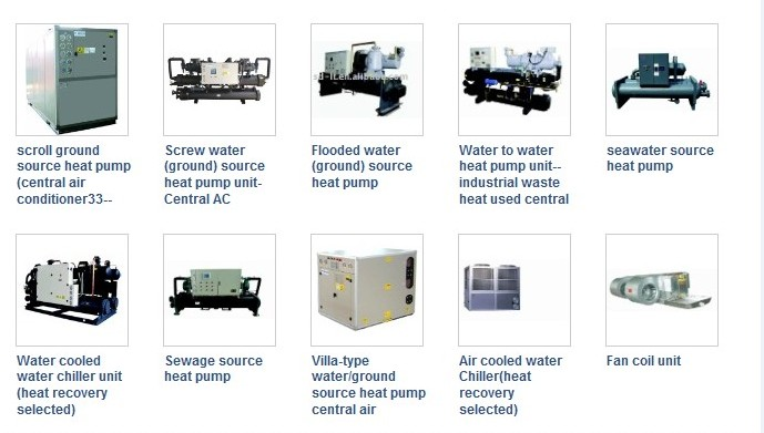 SHANDONG LVTE AIR CONDITIONING SYSTEM CO.,LTD Main Image