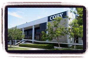 COBY Electronics CO., LTD. Main Image