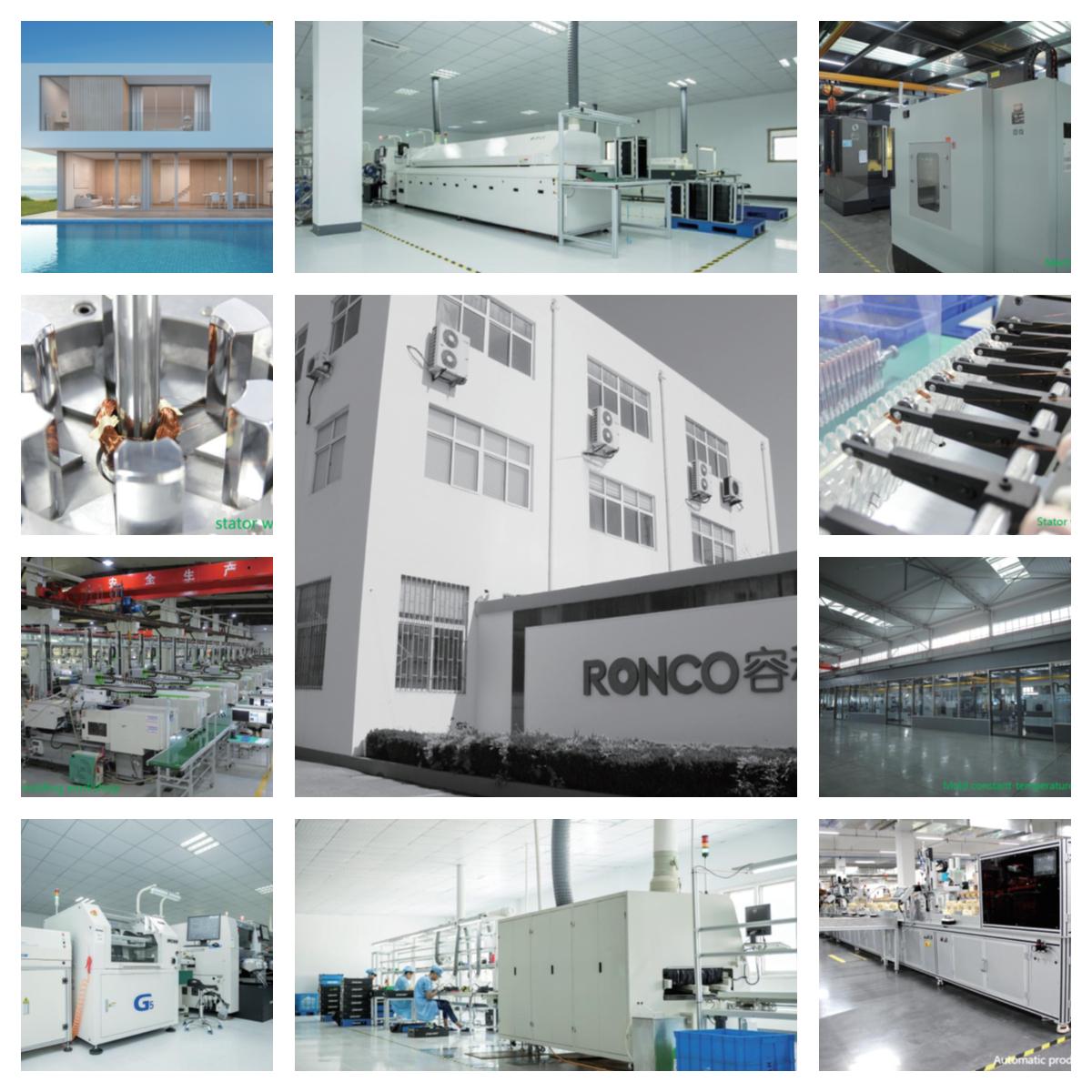 Qingdao Ronco Mechanic Electronic Technology Co., Ltd. Main Image