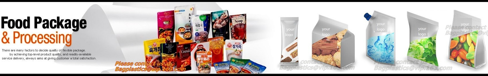 YANTAI BAGEASE PACKAGING PRODUCTS CO.,LTD. Main Image