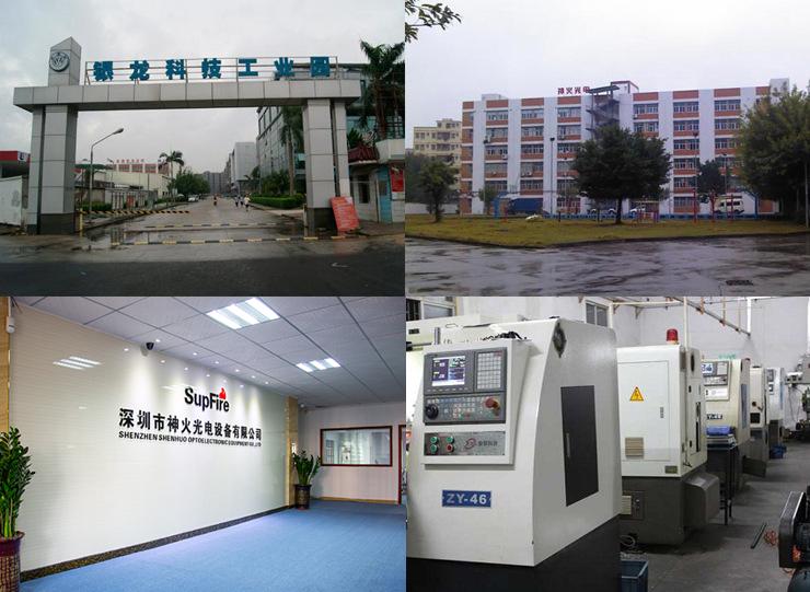Shenzhen Shenhuo Optoelectronic Equipment Co.,Ltd - Quotation L Main Image