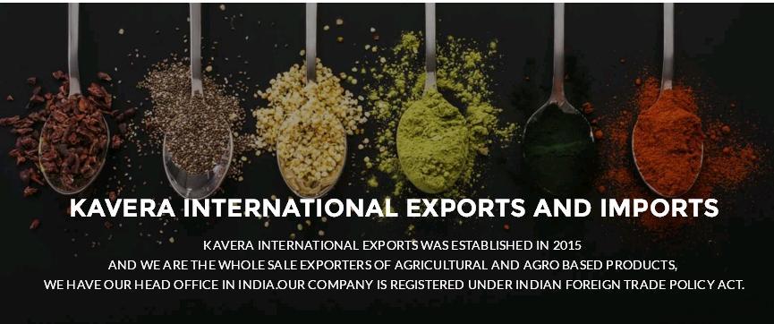 Kavera Exports Main Image