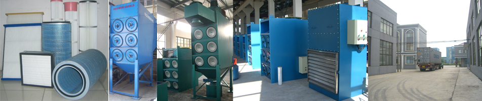 Zhangjiagang Futai Purifying Equipment Co., Ltd. Main Image