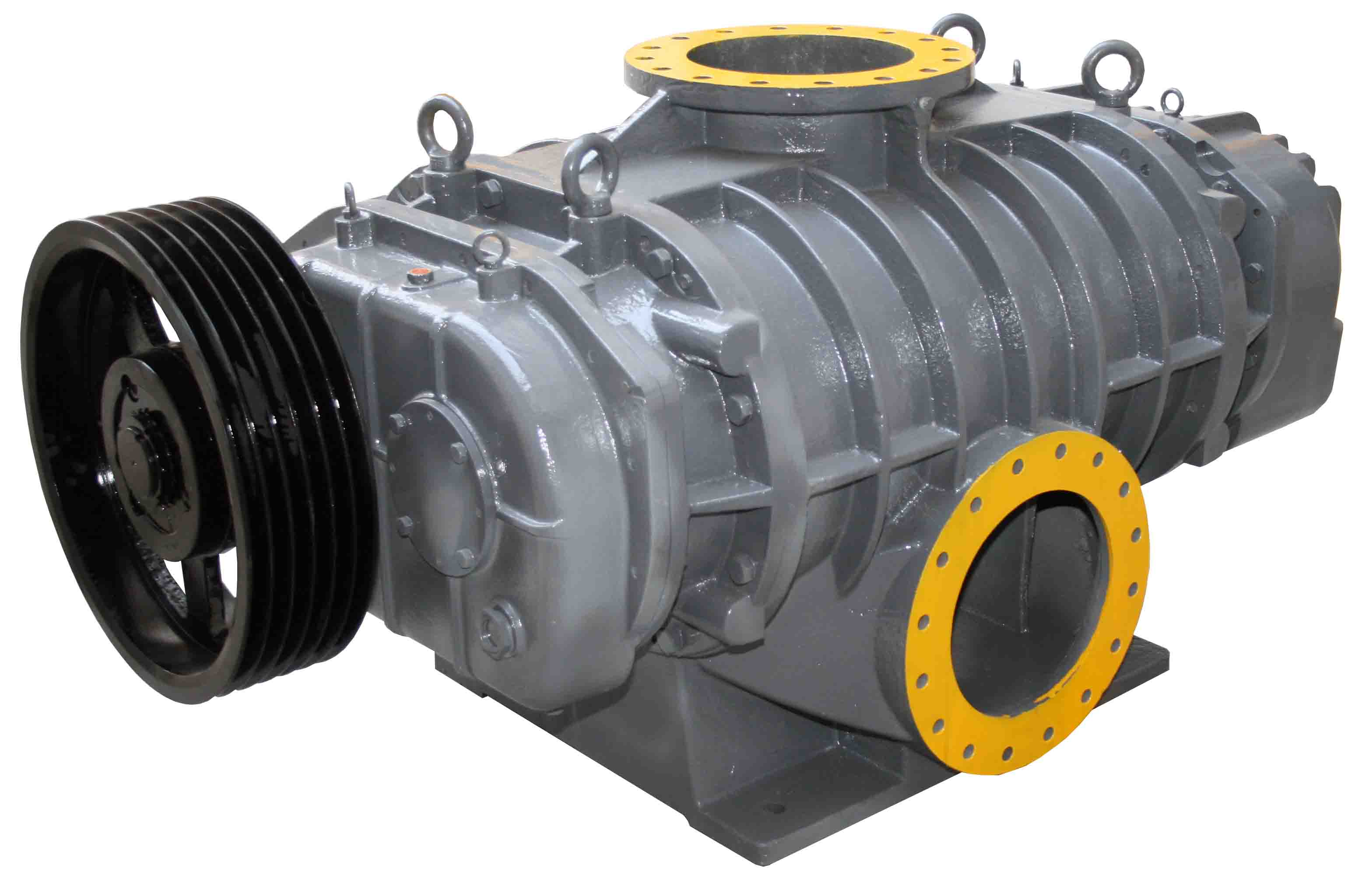 Vacuum And Blower Systems : Everest blowers roots blower trilobe vacuum system