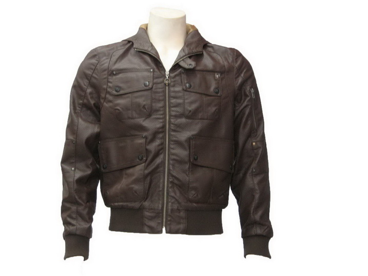 leather garments manufacturing unit