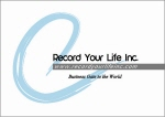 Record Your Life Inc. Main Image