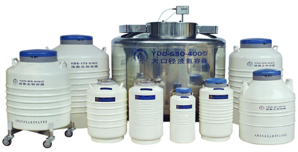 Chengdu Golden Phoenix liquid Nitrogen Container Co., Ltd Main Image