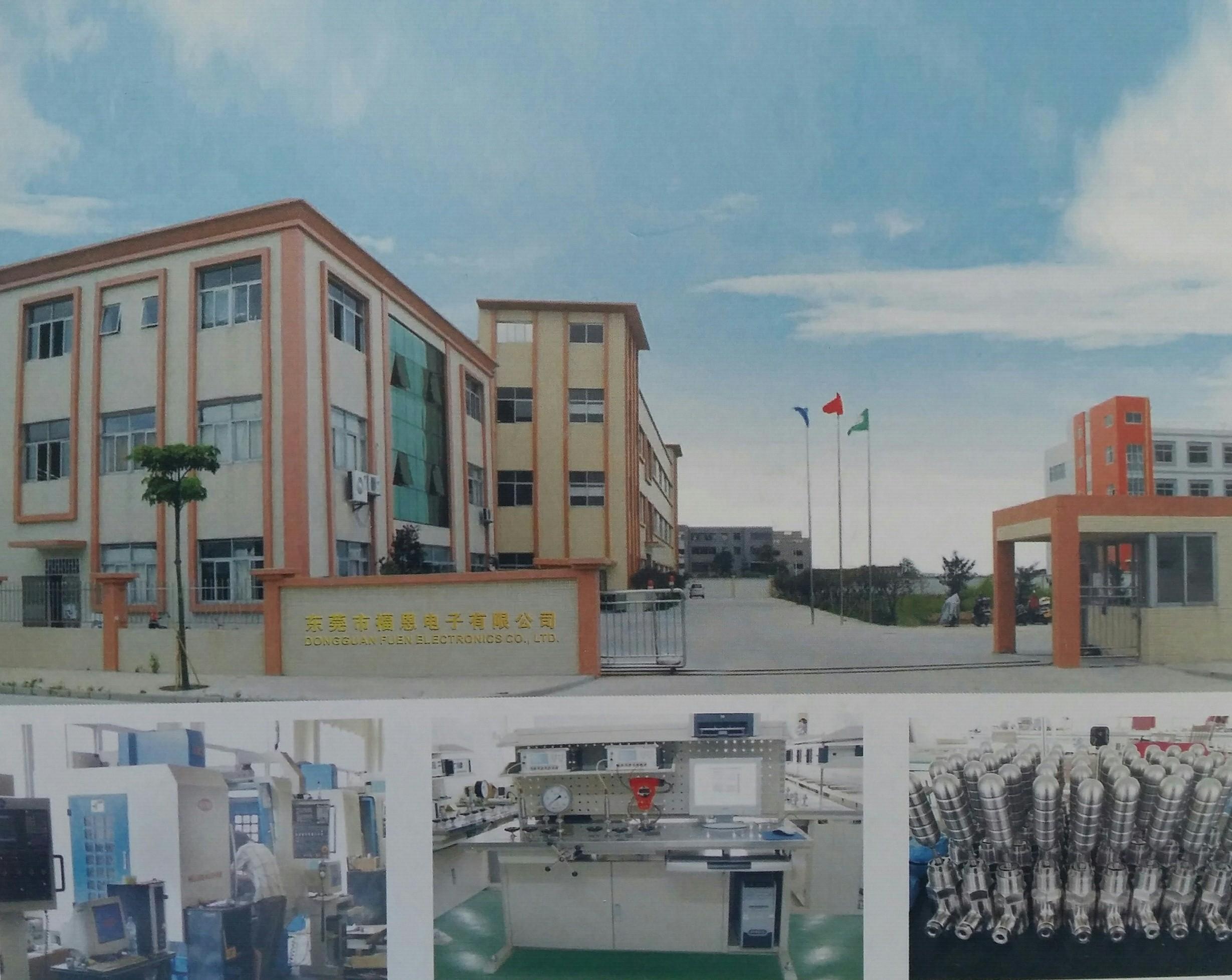 Dongguan Fuen Electronics Co., Ltd. Main Image