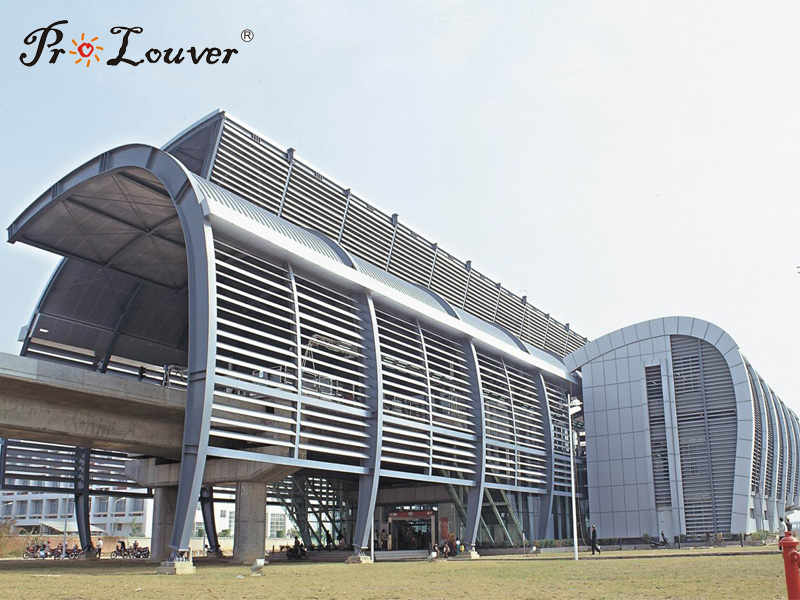 Prolouver Architectural facades solution co.,ltd. Main Image