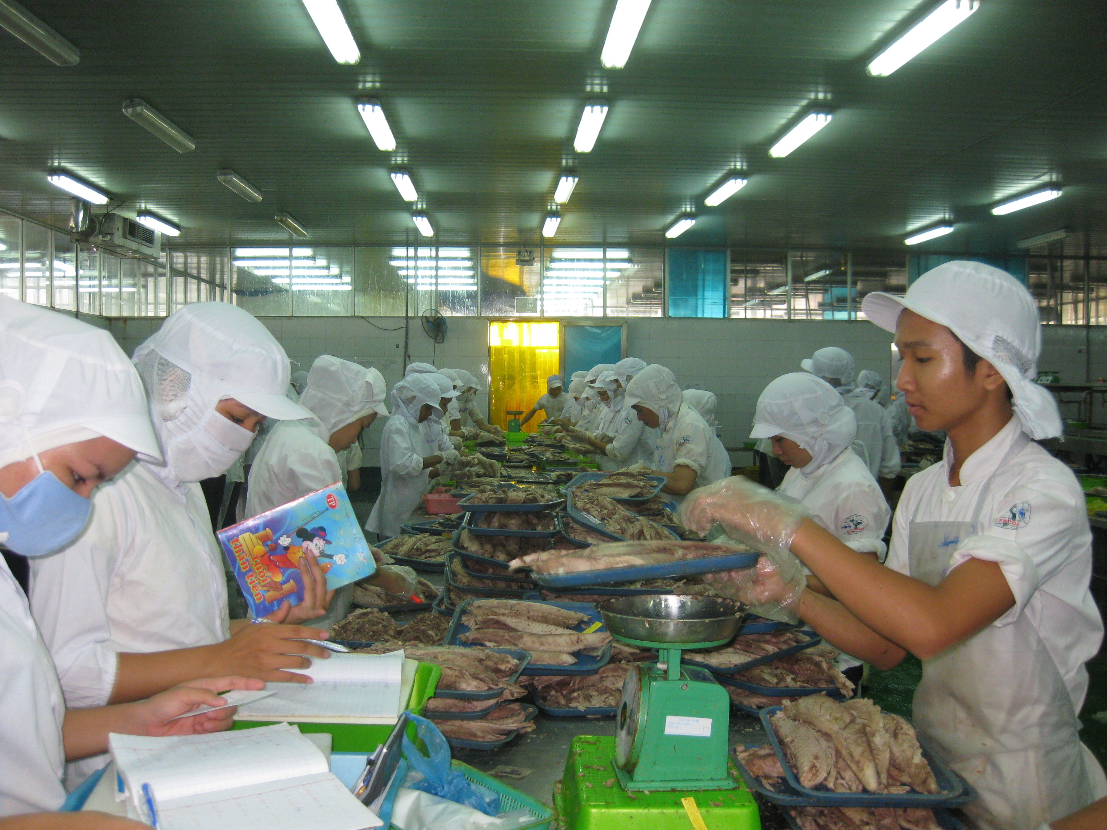 Viet Nhat seafood corporation Main Image