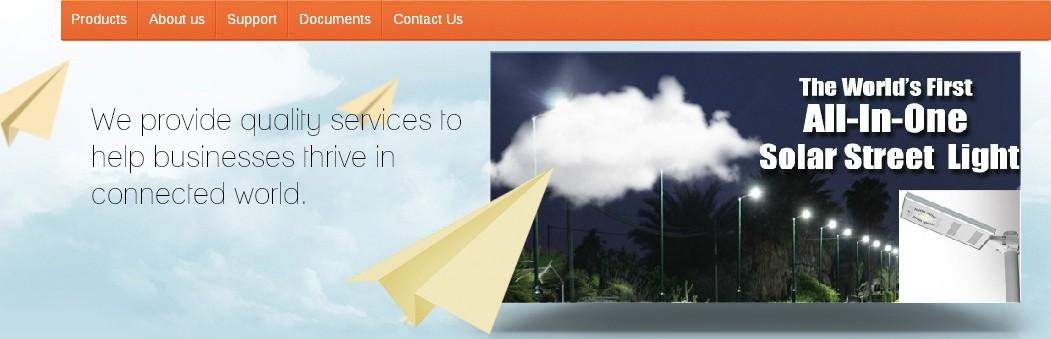Honluck Solar Technology Ltd. Main Image