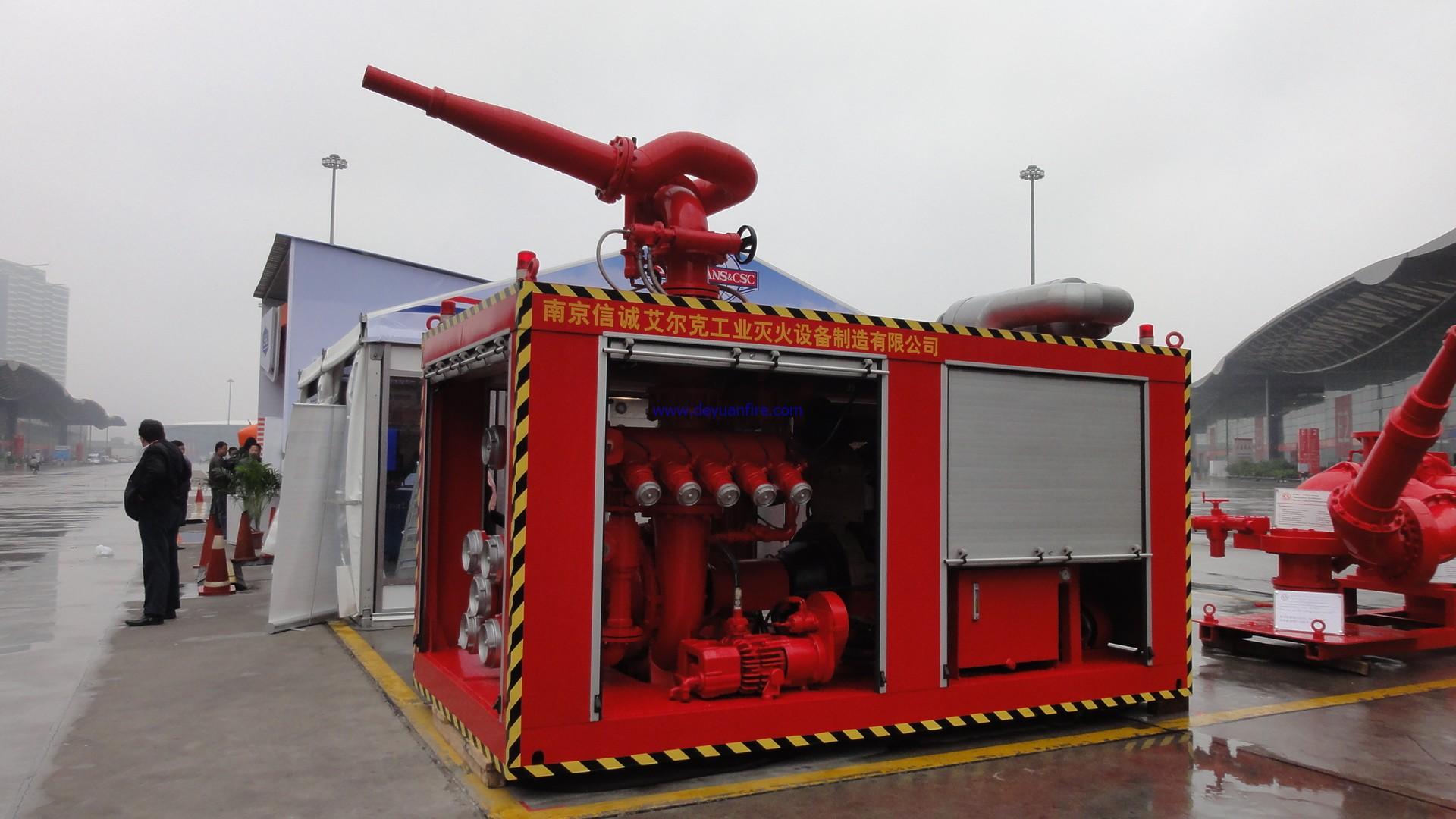 China Zhuhai Deyuan Fire Equipment Co.,ltd Main Image