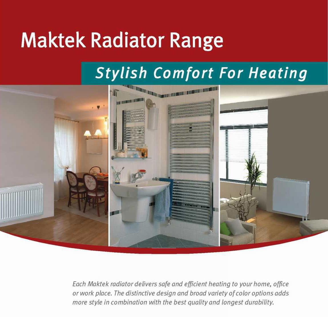 MAKTEK Panel Radiator Group Companies Main Image