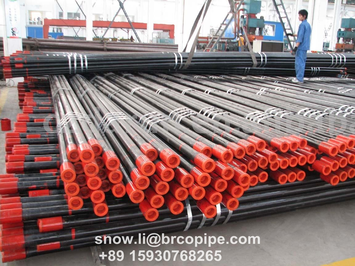 Hebei Borun petroleum pipe manufacturing and steel trade Co.,Ltd in China Main Image