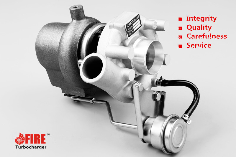 Guangzhou Fire Turbocharger Co.,Ltd Main Image