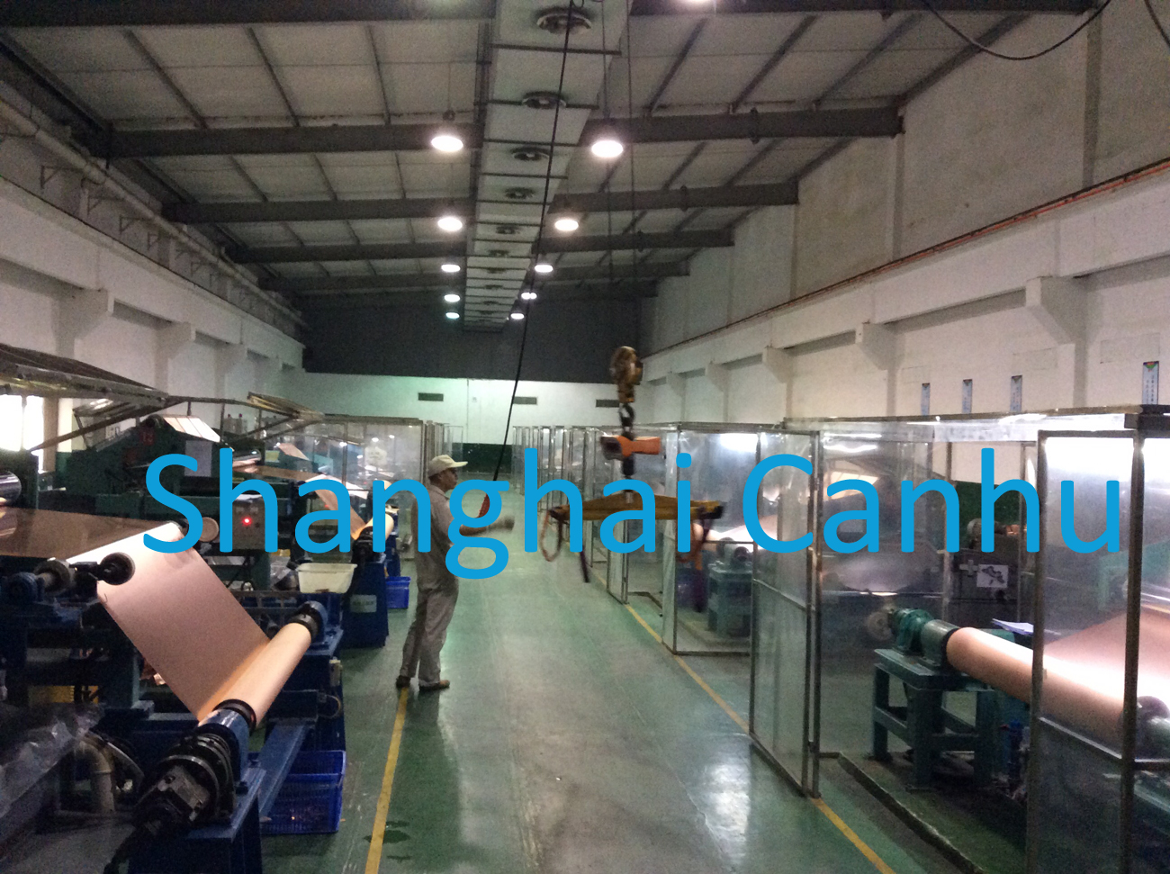 Shanghai Canhu Industry Co.,Ltd Main Image