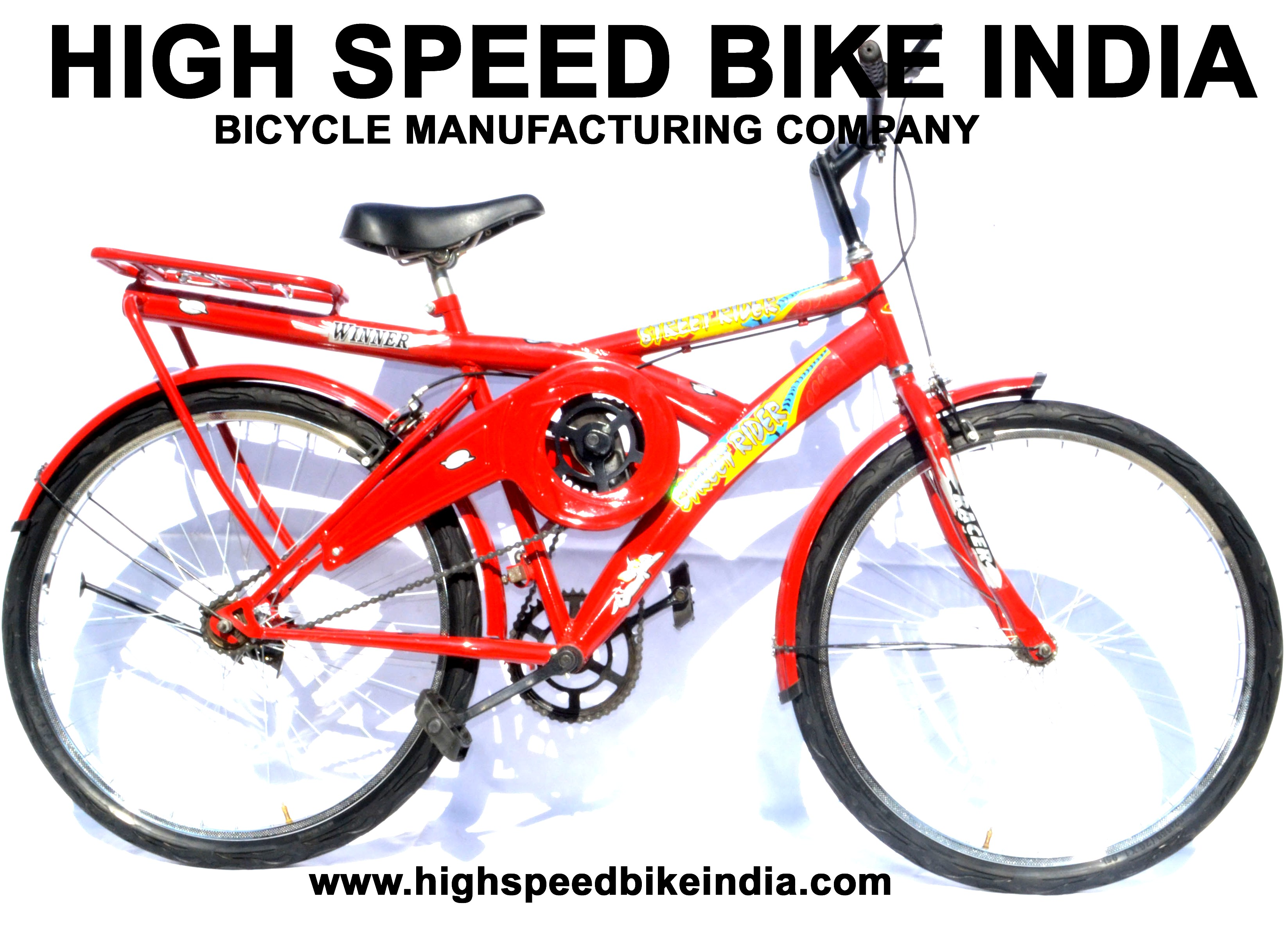 HIGH SPEED BIKE INDIA Main Image
