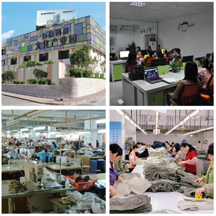 ShenZhen Xinglihua garment Co.,Ltd Main Image