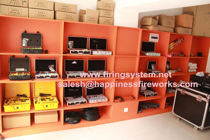 Liuyang Happiness Firing System Factory Main Image