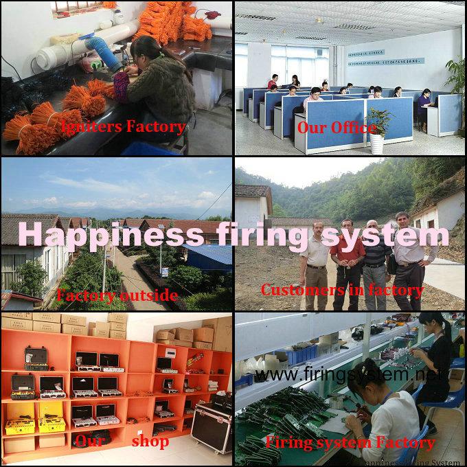Liuyang Happiness Firing System Factory Main Image